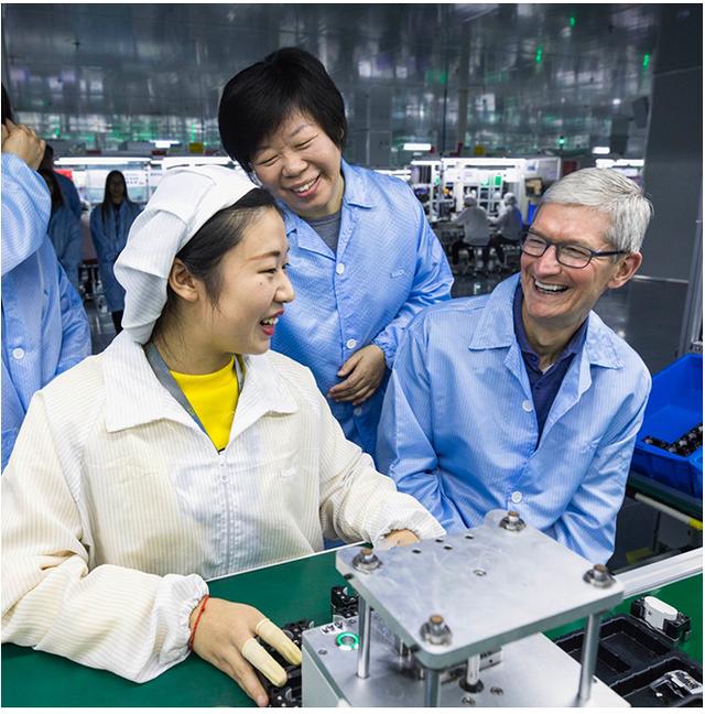 Có phải Tim Cook đã xây nên triều đại mới cho Apple sau Steve Jobs? - Ảnh 3.