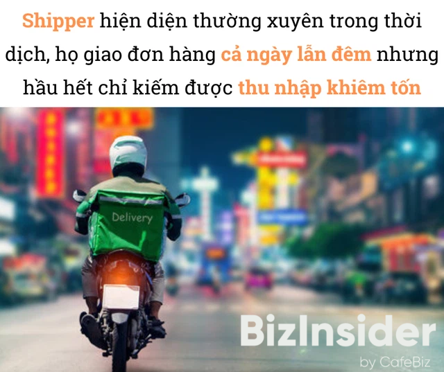 Chuyện Singapore muốn đòi lại công bằng cho shipper: Xuất hiện nhiều nhất, quan trọng nhất trong đại dịch nhưng lại đang bán sức với thu nhập ít ỏi, không lương cơ bản, không bảo hiểm - Ảnh 2.
