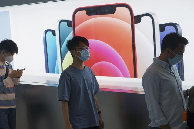 iPhone 13 đợt hàng ngày 24/9 đã được đặt hết ở Trung Quốc - Ảnh 1.