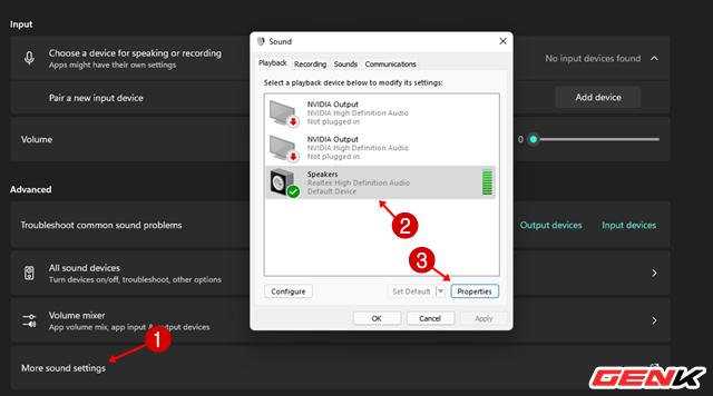 Những tinh chỉnh đơn giản giúp nâng cao trải nghiệm âm thanh trên máy tính Windows 10 - Ảnh 12.