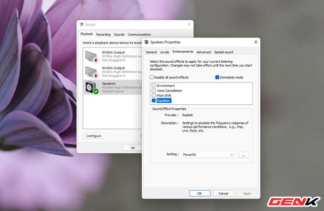 Những tinh chỉnh đơn giản giúp nâng cao trải nghiệm âm thanh trên máy tính Windows 10 - Ảnh 14.