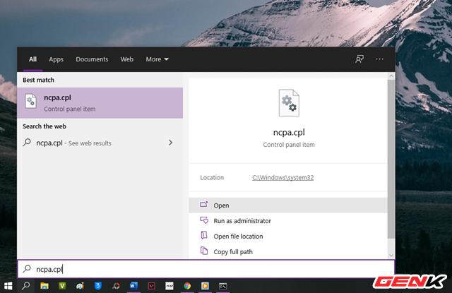 Hô biến Laptop Windows thành một chiếc router ảo để chia sẻ kết nối Internet và tập tin - Ảnh 7.