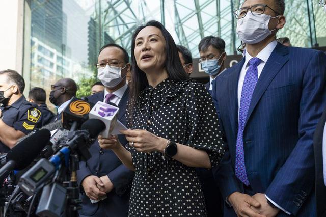 Công chúa Huawei chính thức được tự do sau 3 năm bị giam lỏng, lập tức thuê bao nguyên chuyến bay về Trung Quốc - Ảnh 1.
