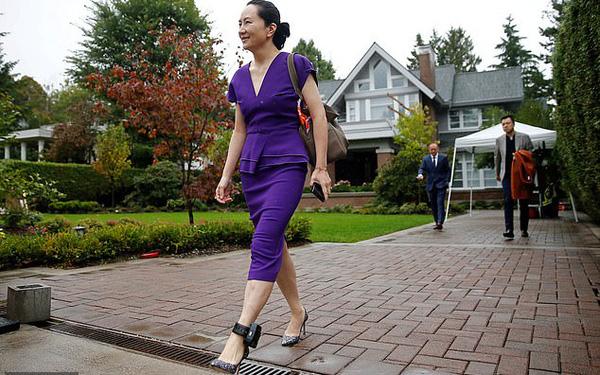 Công chúa Huawei chính thức được tự do sau 3 năm bị giam lỏng, lập tức thuê bao nguyên chuyến bay về Trung Quốc - Ảnh 2.