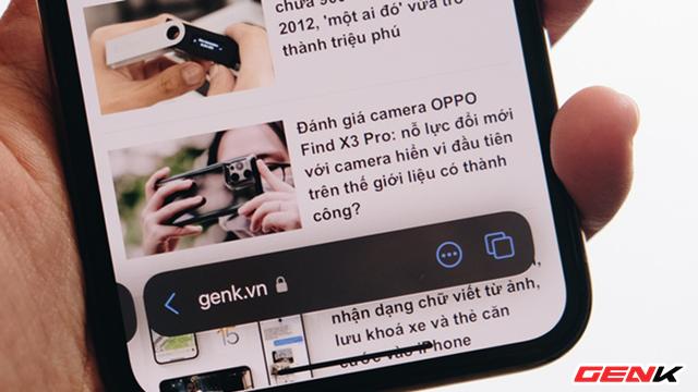 Cách cài đặt thêm tiện ích mở rộng cho Safari trên iOS 15 - Ảnh 1.