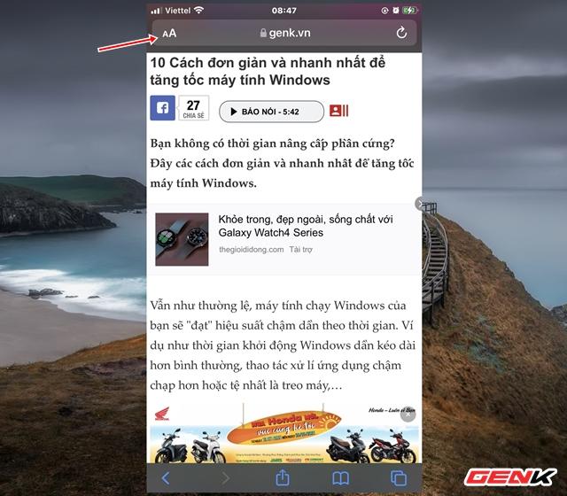 Cách cài đặt thêm tiện ích mở rộng cho Safari trên iOS 15 - Ảnh 9.