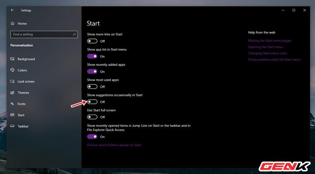 """Những thiết lập mặc định """"đáng ghét"""" trên Windows 10 mà bạn nên vô hiệu hóa ngay - Ảnh 4."""