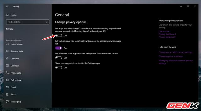 """Những thiết lập mặc định """"đáng ghét"""" trên Windows 10 mà bạn nên vô hiệu hóa ngay - Ảnh 5."""