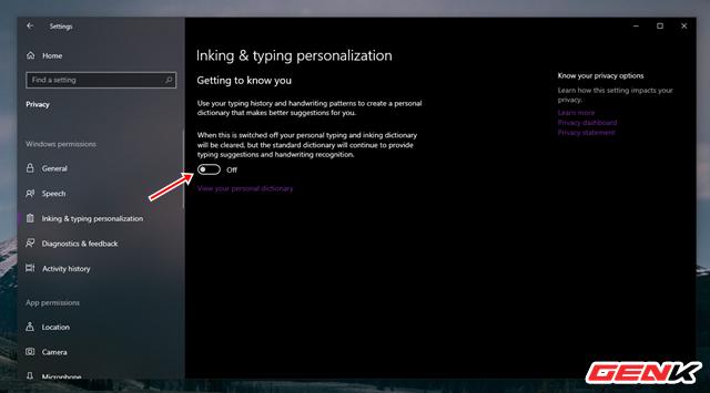 """Những thiết lập mặc định """"đáng ghét"""" trên Windows 10 mà bạn nên vô hiệu hóa ngay - Ảnh 6."""