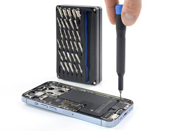 iFixit mổ bụng iPhone 13 Pro để thấy những thay đổi lớn bên trong - Ảnh 3.