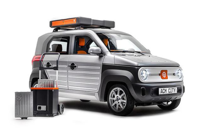 Mẫu ô tô điện giá 269 triệu gây sốt, đi tới 360km, có thể thay pin giữa đường - Ảnh 2.