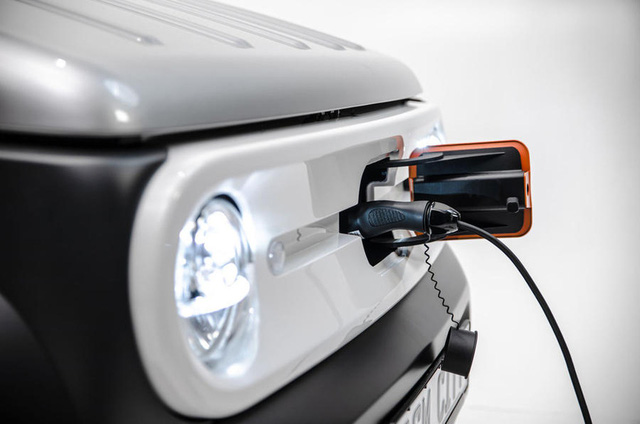 Mẫu ô tô điện giá 269 triệu gây sốt, đi tới 360km, có thể thay pin giữa đường - Ảnh 5.