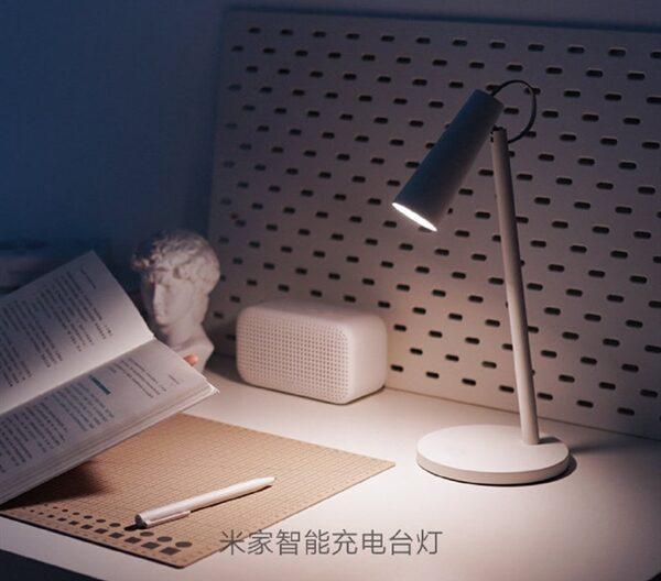 Xiaomi ra mắt đèn bàn thông minh MIJIA: Pin 120 tiếng, điều chỉnh được nhiệt độ màu, giá 456.000 đồng - Ảnh 1.
