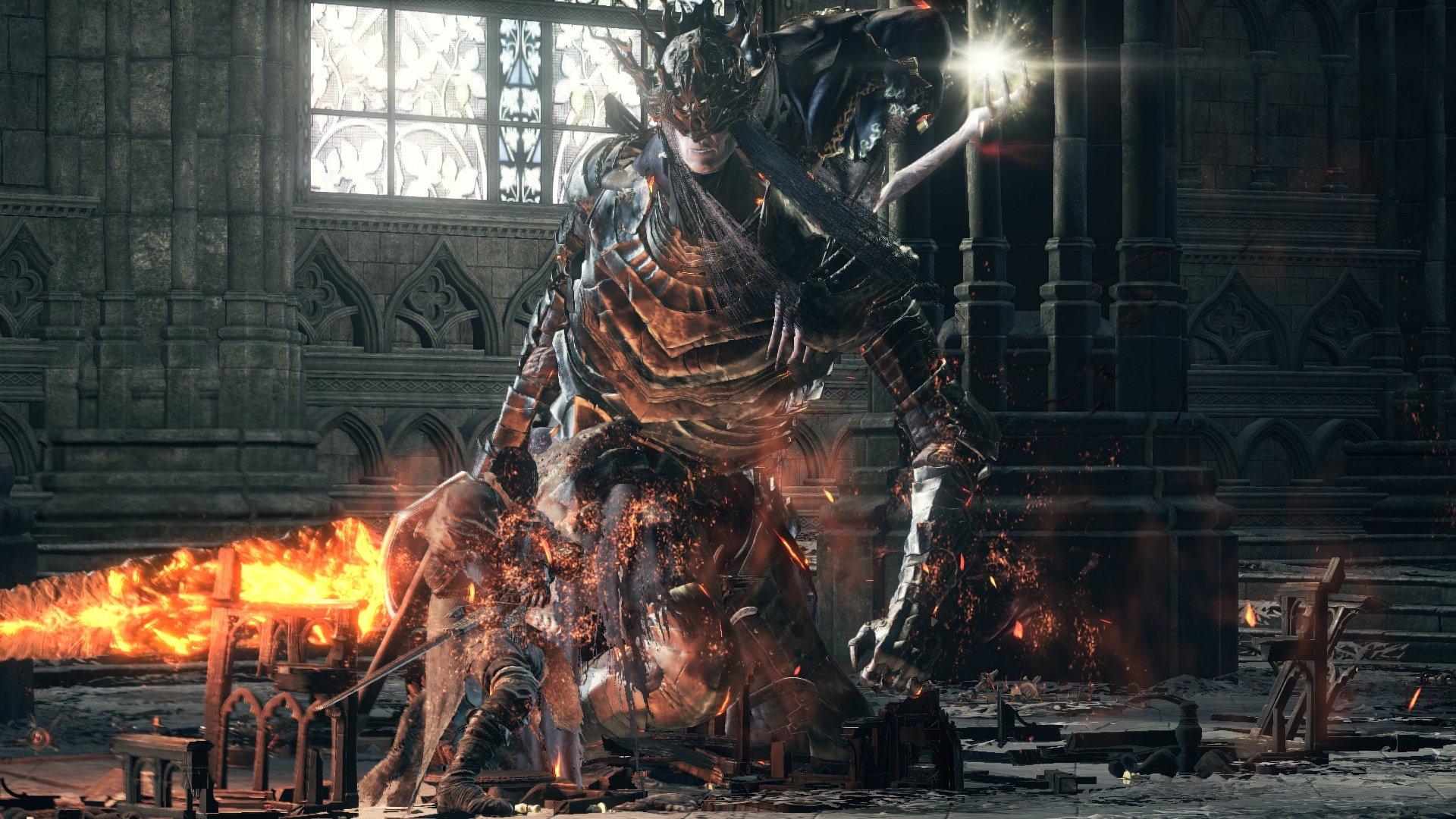 Game thủ Sekiro đẳng cấp cao phô diễn khả năng gạt đòn thượng thừa, đánh trùm Dark Souls dễ như uống nước - Ảnh 1.