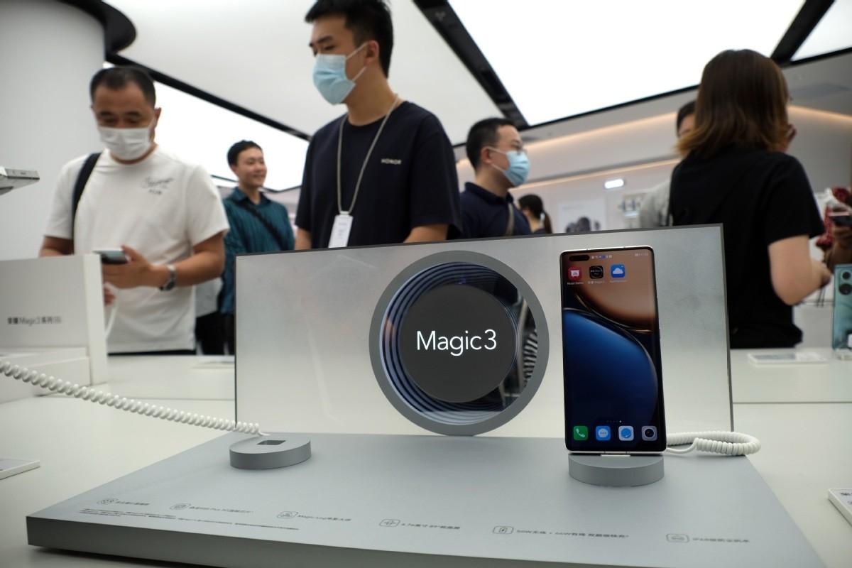 Vượt mặt Xiaomi và Apple, Honor trở thành thương hiệu smartphone lớn thứ 3 tại Trung Quốc - Ảnh 1.