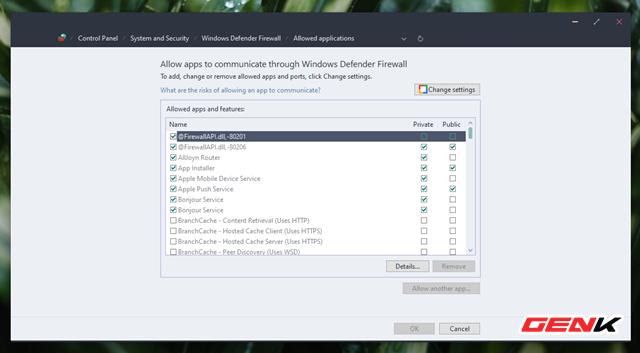Cách chặn kết nối Internet của các phần mềm, ứng dụng trên Windows - Ảnh 4.
