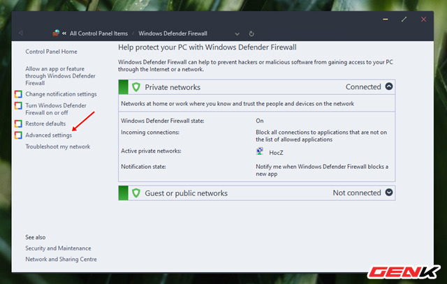 Cách chặn kết nối Internet của các phần mềm, ứng dụng trên Windows - Ảnh 5.