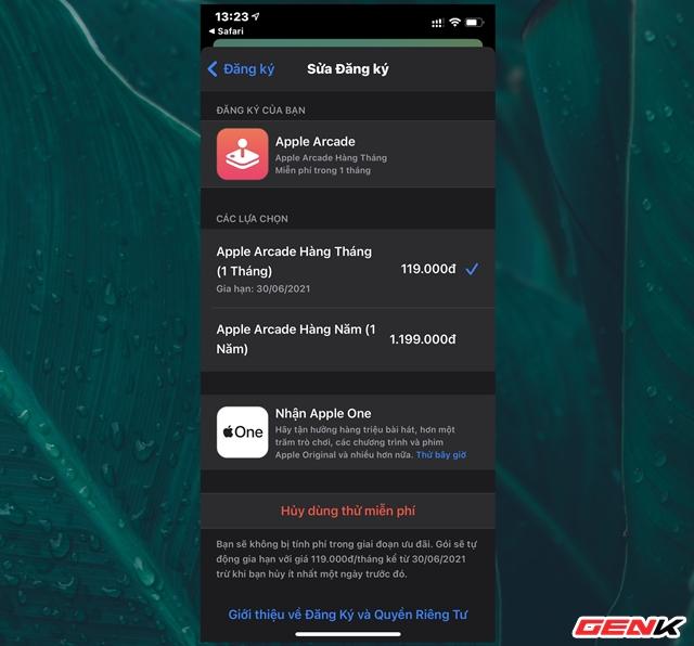 Cách đăng ký và trải nghiệm kho game độc quyền của Apple trên iPhone - Ảnh 11.