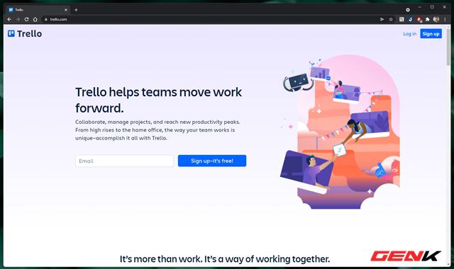 Những phần mềm giúp bạn quản lý và lên kế hoạch từ xa cho nhóm làm việc của mình - Ảnh 3.