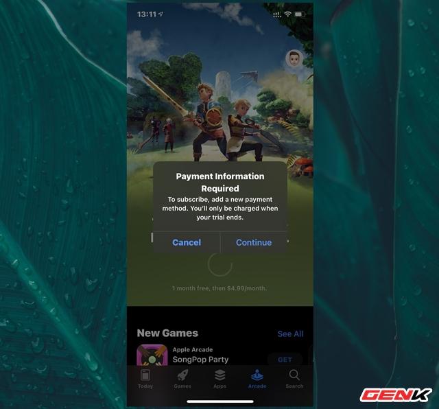 Cách đăng ký và trải nghiệm kho game độc quyền của Apple trên iPhone - Ảnh 6.