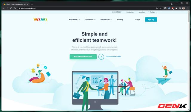Những phần mềm giúp bạn quản lý và lên kế hoạch từ xa cho nhóm làm việc của mình - Ảnh 7.