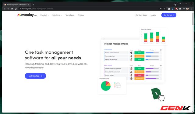 Những phần mềm giúp bạn quản lý và lên kế hoạch từ xa cho nhóm làm việc của mình - Ảnh 8.