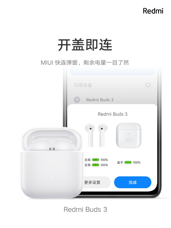 Xiaomi ra mắt tai nghe không dây giá rẻ: Thiết kế giống AirPods, chống nước IP54, pin 20 giờ, giá chỉ 550K - Ảnh 6.