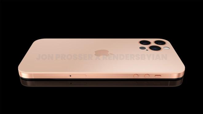 iPhone 13 còn chưa ra nhưng iPhone 14 đã rò rỉ: Không tai thỏ, viền titanium, camera không lồi, có nét giống iPhone 4 - Ảnh 3.