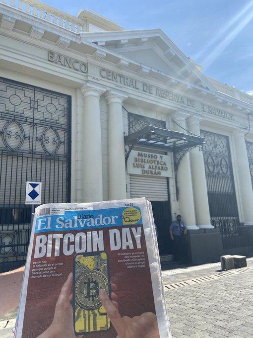 Trải nghiệm ngày đầu tiên Bitcoin được hợp pháp hóa ở El Salvador: Vạn sự khởi đầu nan! - Ảnh 1.