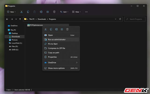 Cách tối ưu và cải thiện tốc độ kết nối Ineternet trên Windows trong mùa đứt cáp - Ảnh 3.