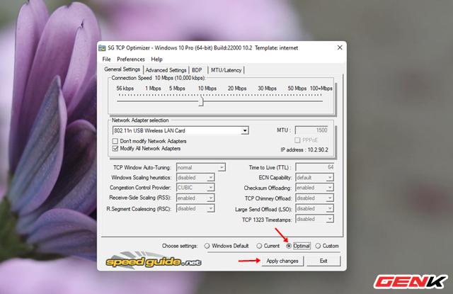 Cách tối ưu và cải thiện tốc độ kết nối Ineternet trên Windows trong mùa đứt cáp - Ảnh 9.