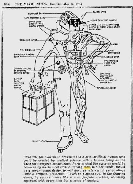 Trong tương lai, con người đều có thể trở thành những cyborg hay không? - Ảnh 1.