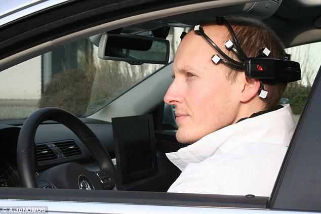 Điều khiển xe hơi bằng suy nghĩ