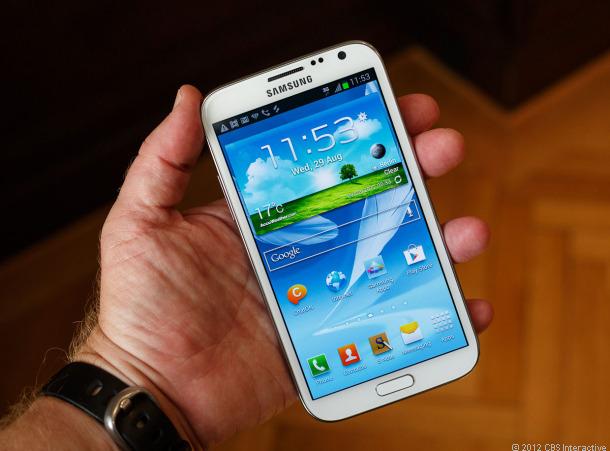 """Độc đáo Galaxy Note II """"chế"""" với pin siêu khủng 9.300 mAh"""