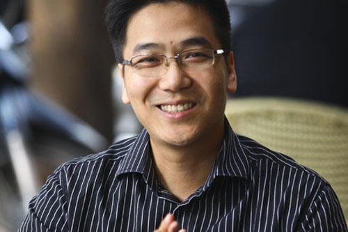 Nguyễn Minh Đức, cựu phó tướng Bkav sẽ phụ trách dự án về dữ liệu lớn và các vấn đề liên quan tới bảo mật tại Ban Công nghệ của FPT. Ảnh: NVCC – Chungta.vn