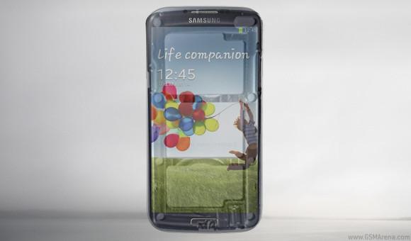 Concept Samsung Galaxy S5 bị rò rỉ