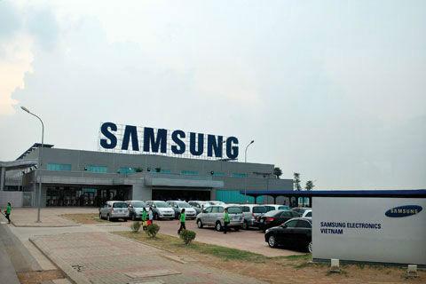 Samsung đã chuyển các nhà máy của mình từ Trung Quốc sang Việt Nam.