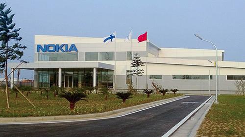 Nhà máy Nokia Việt Nam tại Bắc Ninh