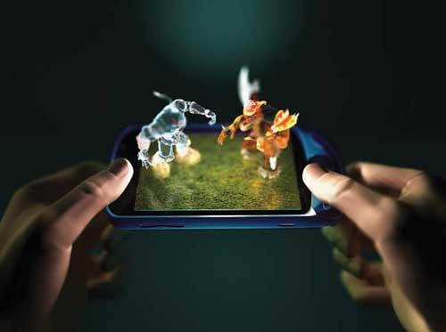 Chơi game 3D sẽ gây nên làn sóng giải trí mới trong tương lai