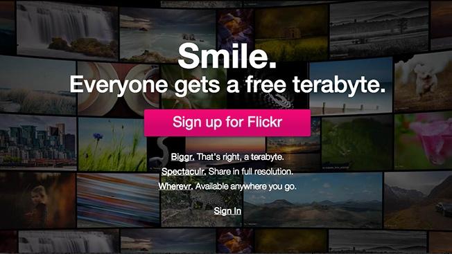 Flickr mới được kỳ vọng đạt doanh thu tốt hơn.