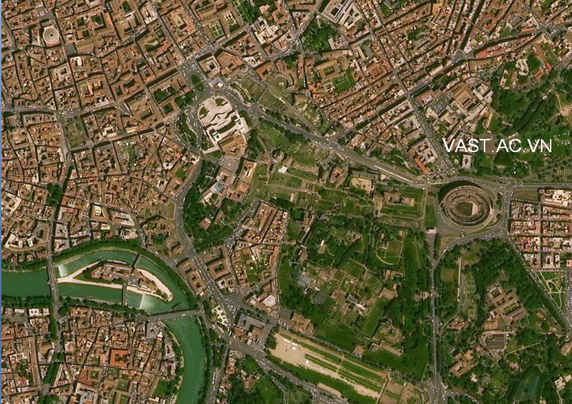 Vị trí: Thành phố Rome - Ý