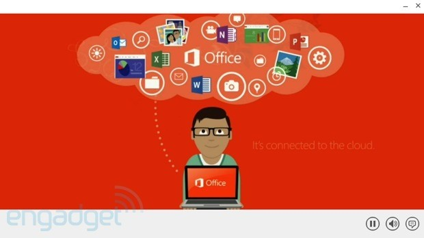 Microsoft demos real-time co-authoring for Office Web Apps