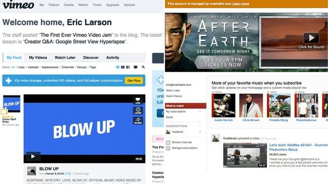 5 lý do Vimeo hơn điểm YouTube