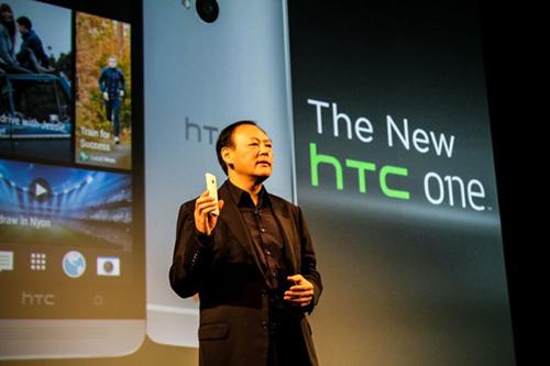 CEO Peter Chou bác bỏ tin đồn 'từ chức nếu HTC One thất bại'