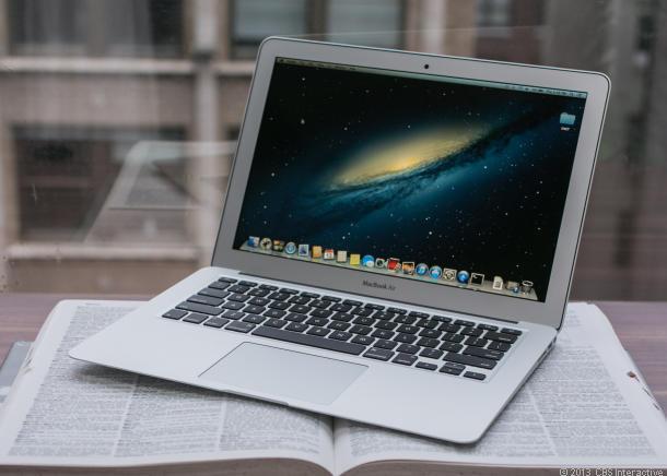 """MacBook Air 2013: Pin """"trâu"""" nhưng thiết kế và hiệu năng chưa đột phá"""