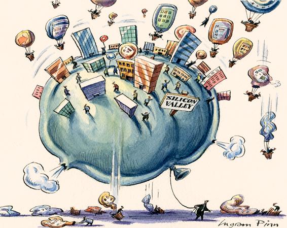 Di sản của đế chế internet Netscape: Thổi bong bóng công nghệ và hại đời những kẻ đi câu 'cá vàng'