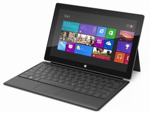Microsoft Surface rẻ hơn iPad đời cũ nhưng vẫn ế