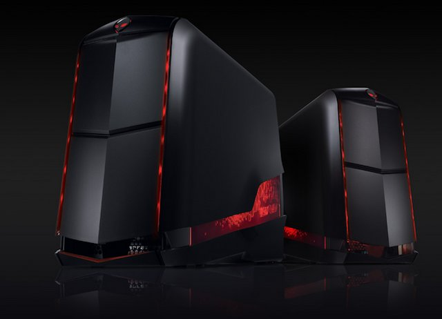Alienware Aurora Gaming Desktop Now Packs Ivy Bridge E Processors
