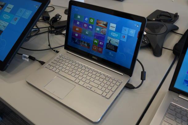 Dell giới thiệu Inspiron 7000: Laptop tầm trung, mỏng nhẹ, giá từ 700 USD