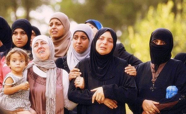 """""""Thánh chiến tình dục"""" ở Syria - tục hiến thân kỳ lạ 8"""